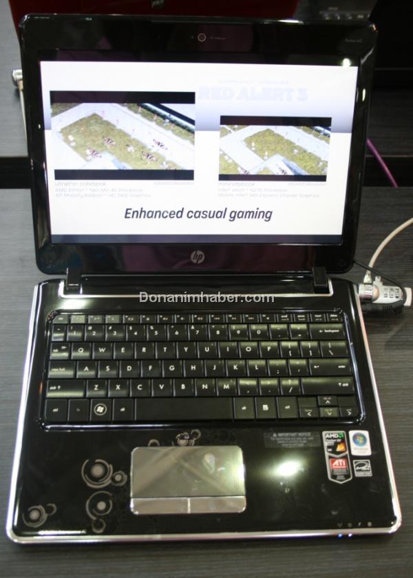 Computex 2009: AMD, Congo platformunu tanıttı