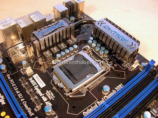 Ön Bakış: P55 yonga setli MSI P55-GD65 anakart