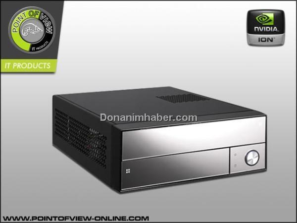 Point of View, Nvidia ION tabanlı nettop bilgisayarını tanıttı