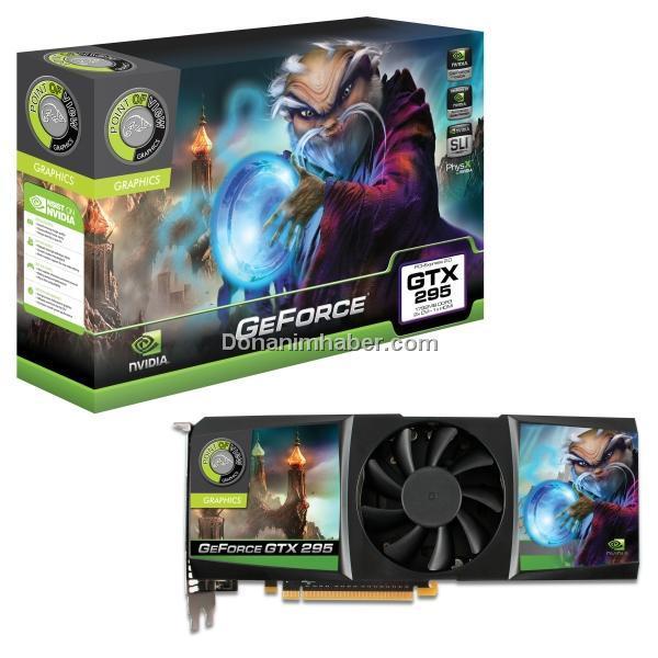 Point of View tek PCB'li GeForce GTX 295 modelini gösterdi
