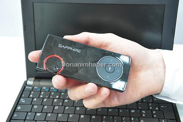 CeBIT 2010: Sapphire'den HD 5970 4GB, netbook, projektör ve daha fazlası