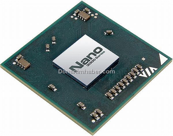 VIA Nano 3000 serisi işlemcileriyle Intel Atom'a meydan okuyor