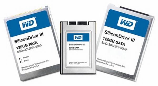 Ve Western Digital ilk SSD modellerini duyurdu