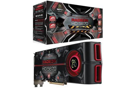 XFX Radeon HD 5970 Black modelini hazırlıyor