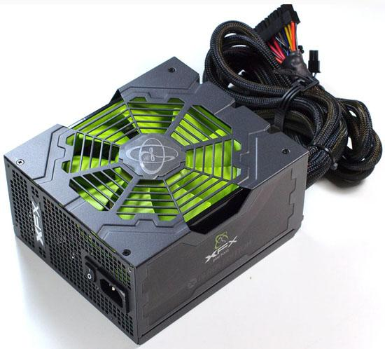 XFX 850 Watt gücündeki Black Edition serisi yeni güç kaynağını duyurdu