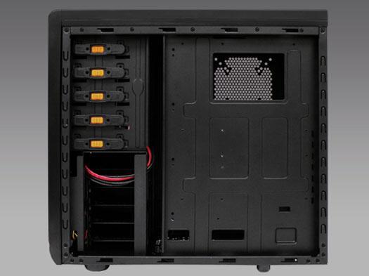 Xigmatek ürün gamının ilk PC kasasını duyurdu; Midgard