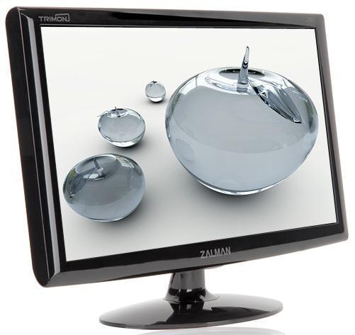 Zalman, Full HD destekli 3D monitörünü satışa sunuyor