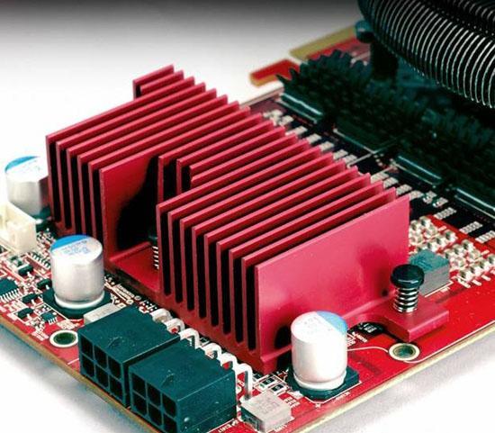 Zalman'dan ATi Radeon HD 4870 / 4890 için yeni VRM soğutucusu
