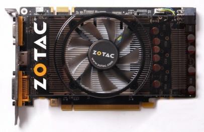 Zotac GeForce GTS 250 Eco serisi yeni ekran kartlarını duyurdu