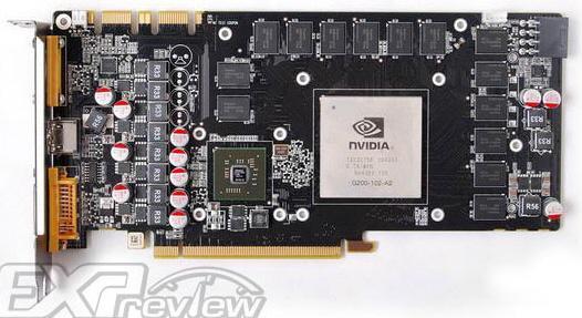 Zotac'dan baskılı devre boyutu kısaltılan özel tasarımlı GeForce GTX 260