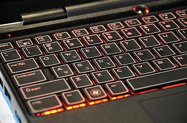İşte dünyanın en hızlı netbook'u: Alienware M11x