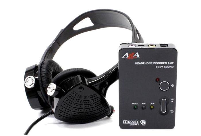 5 kanal ses verebilen kulaklık; ALLA AL-DP100V