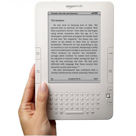 Amazon eKitap okuyucusu Kindle için uygulama geliştirme kiti hazırlıyor