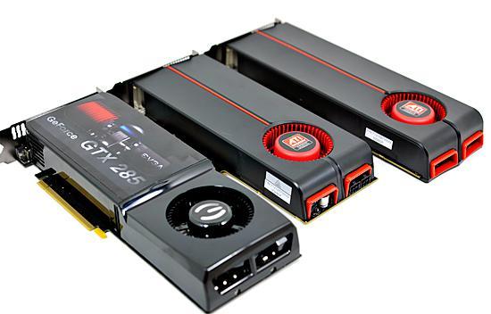 ATi Radeon HD 5850 incelendi: GeForce GTX 285 kan kaybediyor