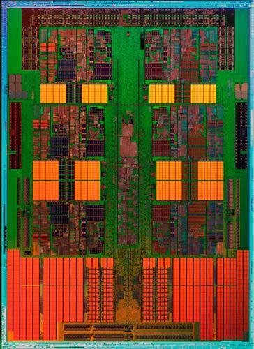 AMD'nin 6 çekirdekli Phenom II X6 işlemcileri otomatik overclock özelliği ile gelecek
