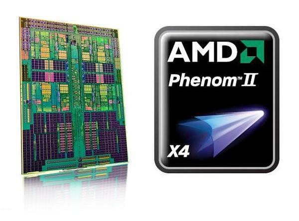 AMD en hızlı Phenom II X4 işlemcisini 2010'da lanse edecek