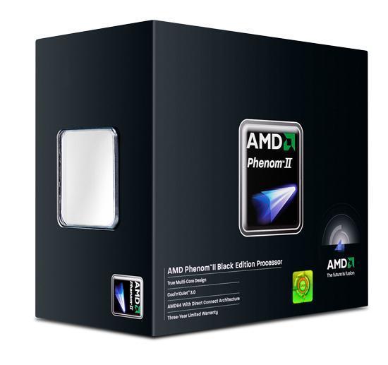 AMD'den çift çekirdekli yeni işlemci; Phenom II X2 555