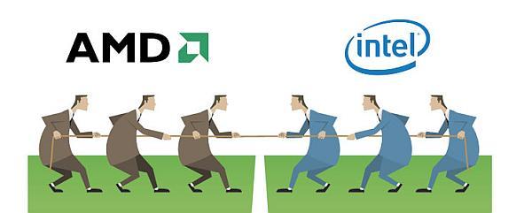 İşlemci pazarında son durum: Intel yeniden %80'in üzerinde