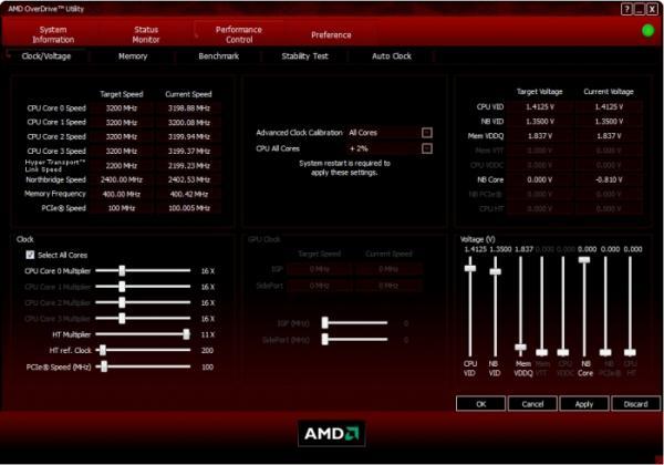 AMD, OverDrive uygulamasının yeni versiyonunu hazırlıyor