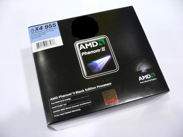 AMD'nin en hızlı işlemcisi yolda; Phenom II X4 955 BE