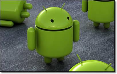Android 2.0 'Ekler' gün yüzüne çıktı