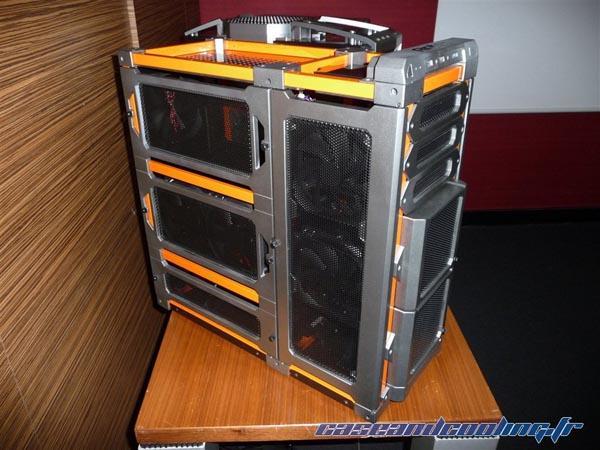 Antec'den tasarımıyla öne çıkan yeni kasa: Lanboy Air
