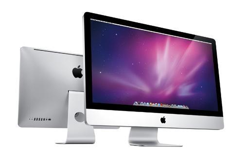 Apple Core i5 işlemcili iMac'lerin satışına başlıyor