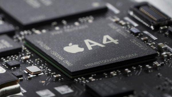 İşte Apple'ın yeni işlemcisi: 1GHz'de çalışan A4 görüntülendi