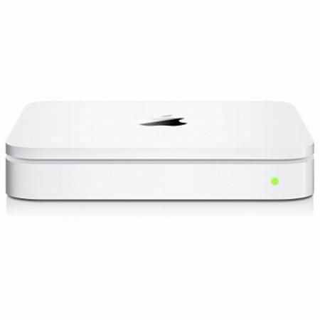 Apple Time Capsule artık 2TB depolama kapasitesi sunuyor