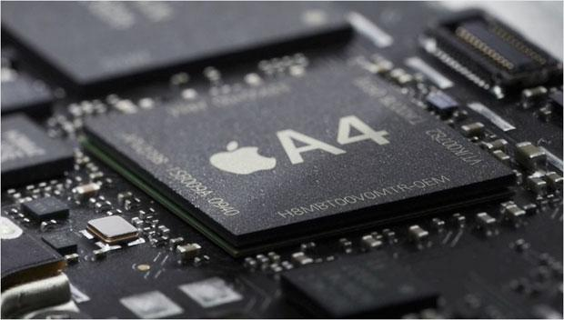 Apple, işlemci tasarımcısı Intrinsity'i satın almış olabilir