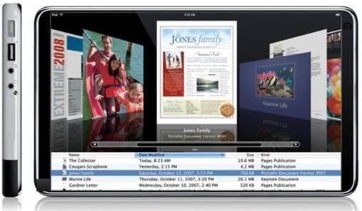 Apple'ın tablet bilgisayarı Foxconn tarafından üretilebilir