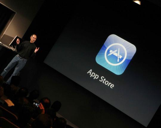 Apple App Store 1.5 milyar uygulama indirme barajını da geçti