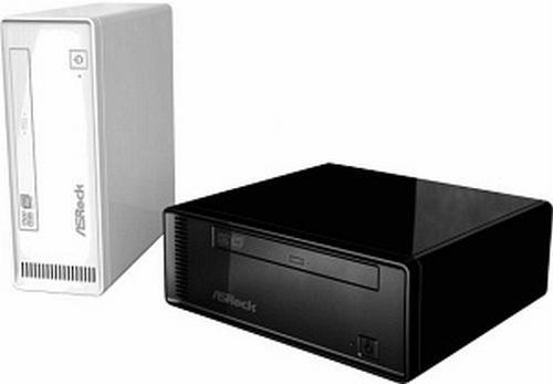 ASRock'ın Nvidia ION tabanlı nettop sistemine Blu-ray seçeneği geliyor