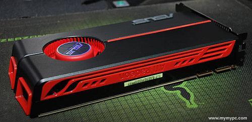 Asus'un DirectX 11 destekli Radeon HD 5770 modeli görüntülendi