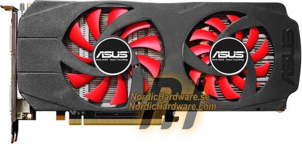 Asus'un özel tasarım Radeon HD 4890 modeli görüntülendi