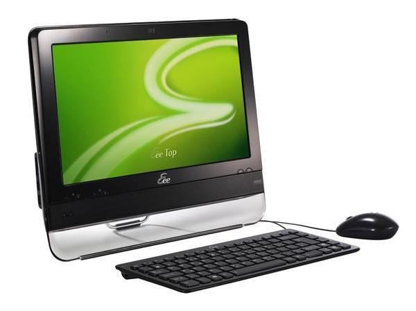 Asus dokunmatik ekranlı yeni panel bilgisayarını satışa sunuyor: EeeTop ET1610PT