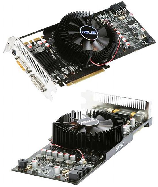 Asus'dan Glaciator+ soğutuculu GeForce GTX 260