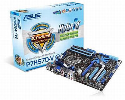 Asus 32nm Intel işlemciler için üç yeni anakart hazırladı