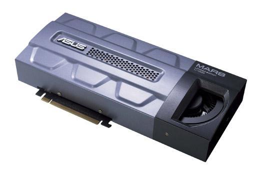 Dünyanın en hızlı ekran kartı fiyat listelerinde; Asus MARS GTX 295