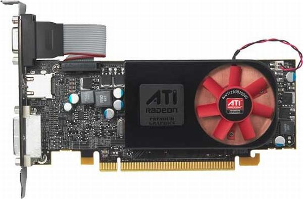 ATi Radeon HD 5570 çıktı