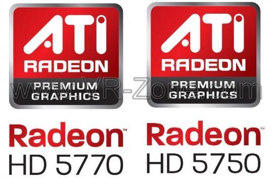 ATi Radeon HD 5750 ve 5770 Ekim ayında geliyor