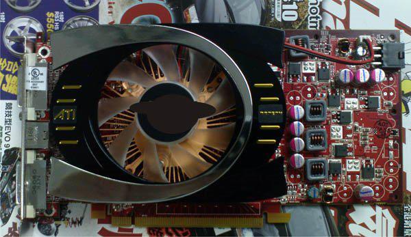 AMD-ATi'nin Radeon HD 477O modeli gün ışığına çıktı