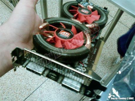 ATi Radeon HD 5850 X2, AMD'nin gizli silahı olabilir