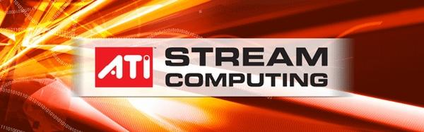AMD-ATi'nin Stream teknolojisi artık Adobe Premiere Pro CS4 desteğine de sahip