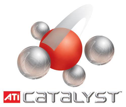 ATi Catalyst 9.7 sürücüsünde kullanıcı ara birimi yenileniyor