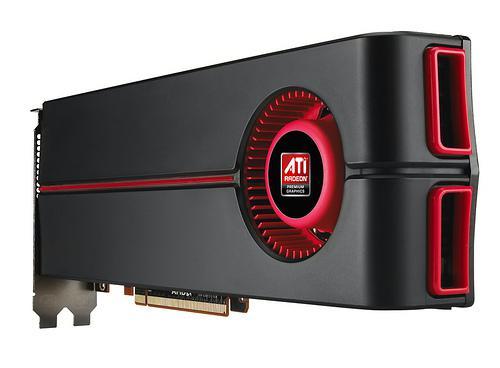 ATi Radeon HD 5900 serisi geliyor