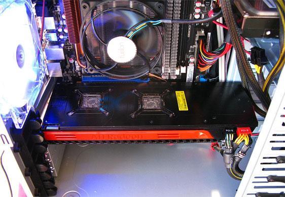 ATi Radeon HD 5970 19 Kasım'da lanse ediliyor