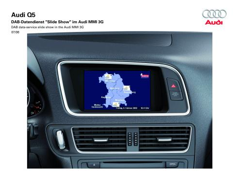 Audi araç içi bilgi-eğlence sistemlerinde Tegra 2 platformunu kullanabilir