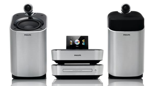 Philips, mikro müzik sistemlerini SoundSphere ile güncelledi