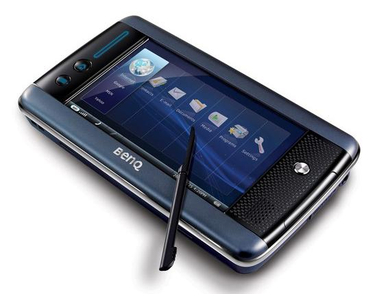 BenQ'nun mobil internet cihazı (MID) S6 güncellendi